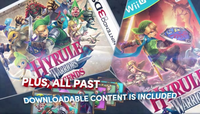 Hyrule Warriors: Definitive Edition – North American Trailer 1