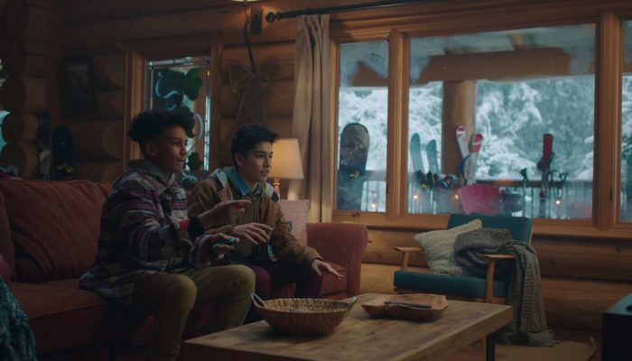 Nintendo Switch – First Anytime, Anywhere Winter Commercial