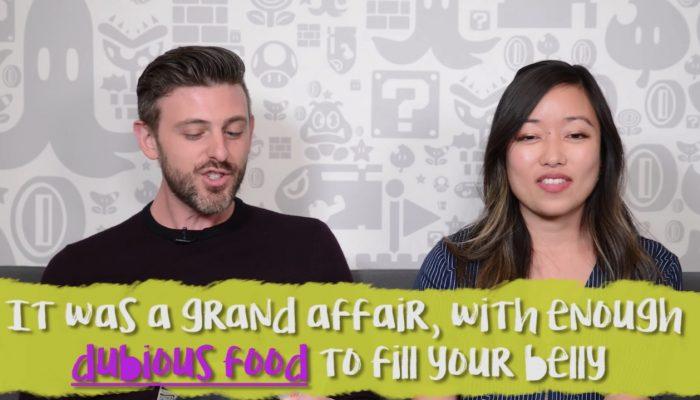 Nintendo Minute – Wario's Wacky Word Challenge