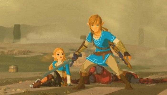 DICE Awards 2018, another Game of the Year award for The Legend of Zelda Breath of the Wild