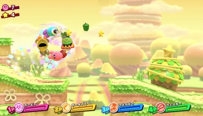 Kirby Star Allies – Japanese Commercial