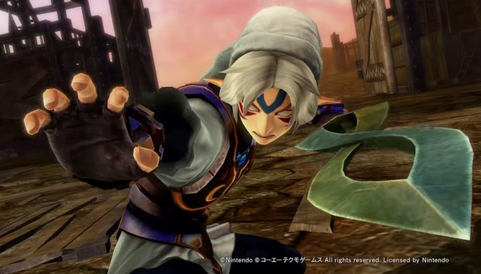 Hyrule Warriors: Definitive Edition – Second Japanese Character Trailer