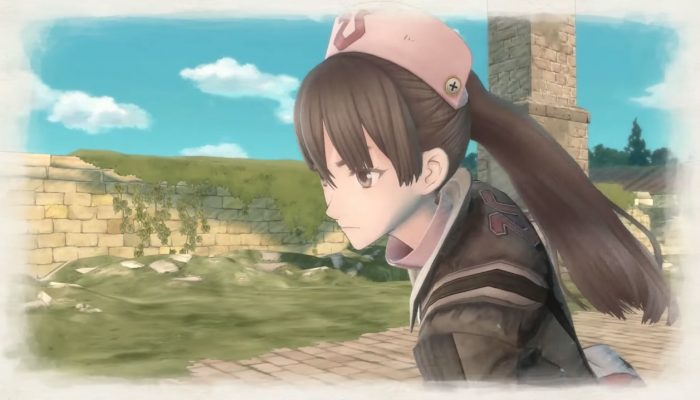 Valkyria Chronicles 4 – Second Japanese Character Trailer