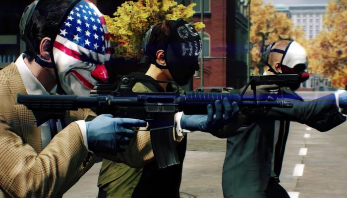 Payday 2 – Launch Trailer