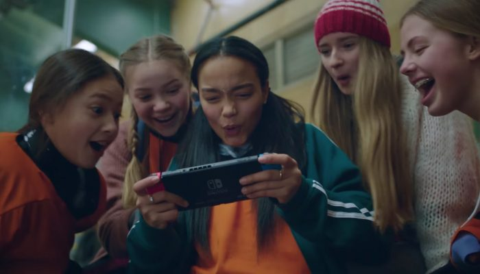 Nintendo Switch – Anytime, Anywhere Winter Commercial Extended Cut