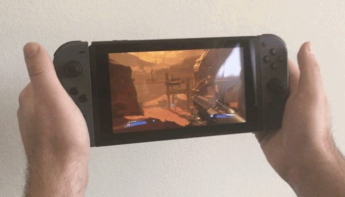 Bethesda: 'Doom Switch Update Adds Motion Controls & Party Support'