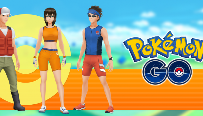 New avatar items are available to purchase in Pokémon Go