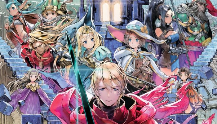 Radiant Historia Perfect Chronology gets a free demo on Nintendo eShop