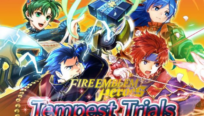 Tempest Trials Breath of Destiny in Fire Emblem Heroes