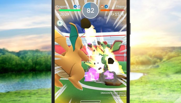 Draco Meteor is the special move of this February's Pokémon Go Community Day