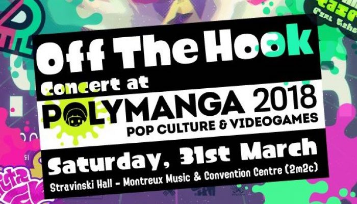 Off The Hook's first European concert also set to happen at Polymanga on March 31