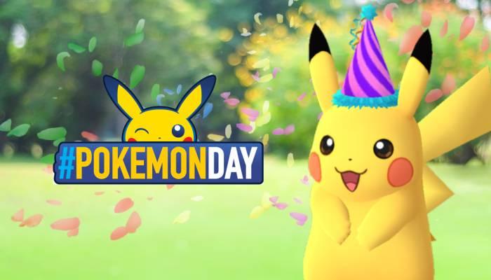 Party hat Pikachu returns to Pokémon Go for Pokémon Day