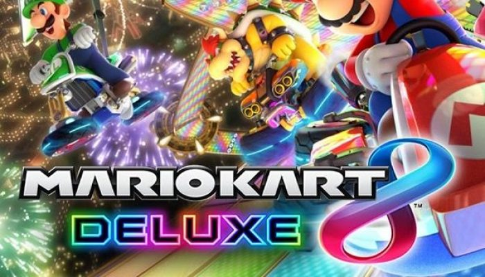 Mario Kart 8 Deluxe wins Racing Game of the Year at DICE 2018