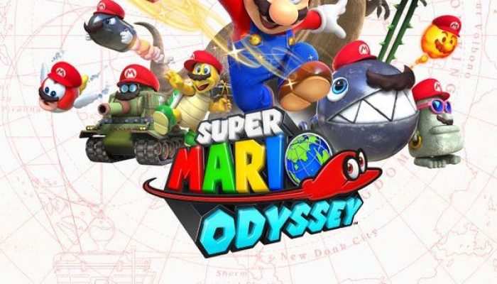 Super Mario Odyssey wins Outstanding Achievement in Sound Design Award at DICE 2018