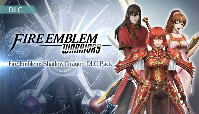 NoA: 'The second DLC Pack for Fire Emblem Warriors is available February 14!'