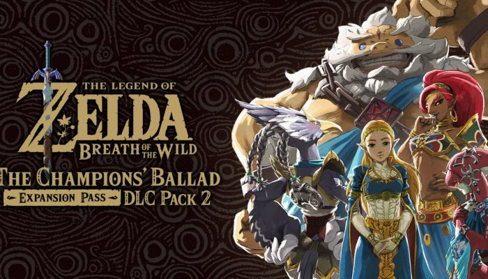 NoE: 'Go behind-the-scenes on The Legend of Zelda: Breath of the Wild DLC Pack 2: The Champions' Ballad'