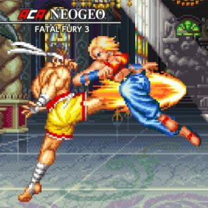 Nintendo eShop Downloads Europe ACA NeoGeo Fatal Fury 3