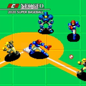 Nintendo eShop Downloads Europe ACA NeoGeo 2020 Super Baseball