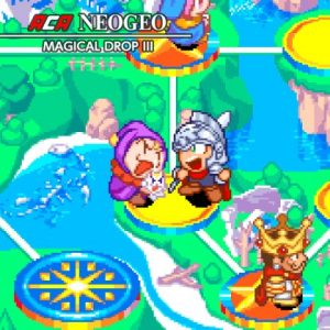 Nintendo eShop Downloads Europe ACA NeoGeo Magical Drop III
