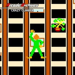 Nintendo eShop Downloads Europe Arcade Archives Crazy Climber