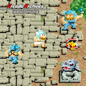 Nintendo eShop Downloads Europe Arcade Archives Heroic Episode