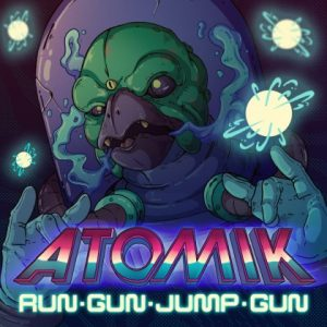 Nintendo eShop Downloads Europe Atomik RunGunJumpGun