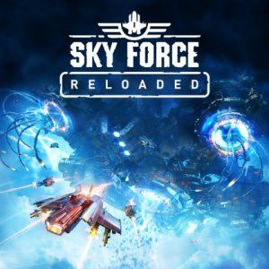 Nintendo eShop Downloads Europe Sky Force Reloaded