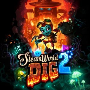 Nintendo eShop Downloads Europe SteamWorld Dig 2