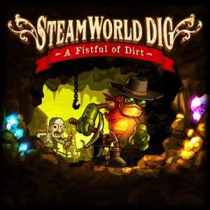 Nintendo eShop Downloads Europe SteamWorld Dig
