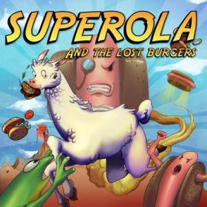 Nintendo eShop Downloads Europe Superola and the Lost Burgers