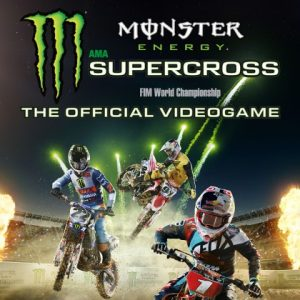 Nintendo eShop Downloads Europe Monster Energy Supercross The Official Videogame