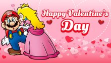 Nintendo Valentine's Day