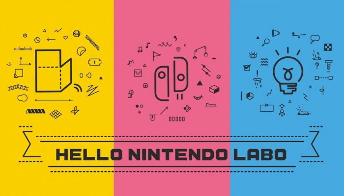 NoE: 'Nintendo unveils more ways to make, play and discover with Nintendo Labo'