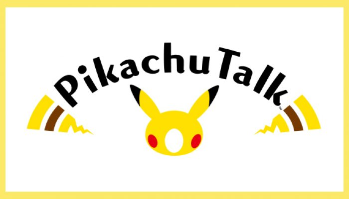 Pokémon: 'Have a Chat with Pikachu!'
