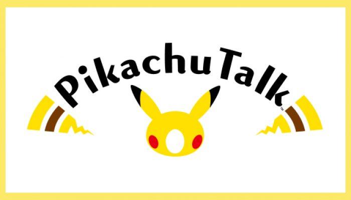 Pokémon: 'Have a Chat with Pikachu!'