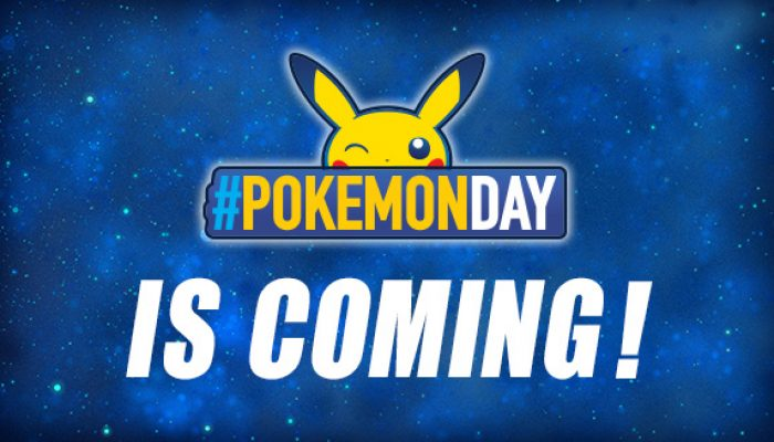 Pokémon: 'Prepare for Pokémon Day'