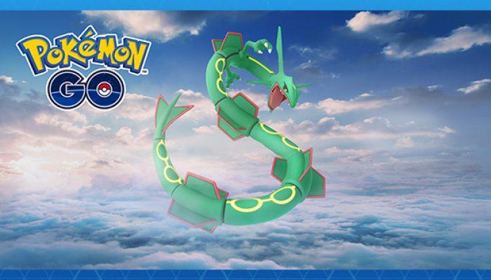 Pokémon: 'A Sky High Pokémon Go Raid Battle'