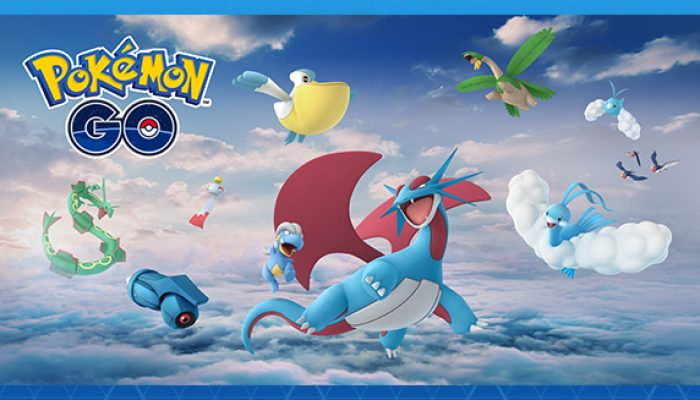 Pokémon: 'Have a Fabulous February with Pokémon Go'
