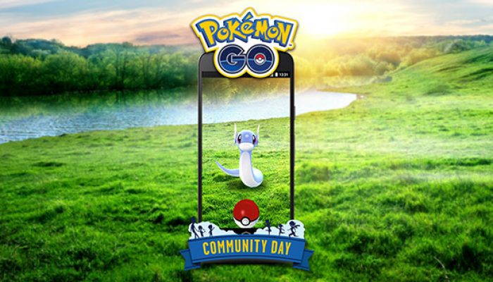 Pokémon: 'Dratini Takes Center Stage on Pokémon Go Community Day'