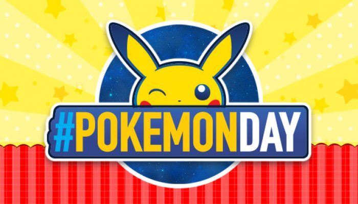 Pokémon: 'Have a Happy Pokémon Day!'