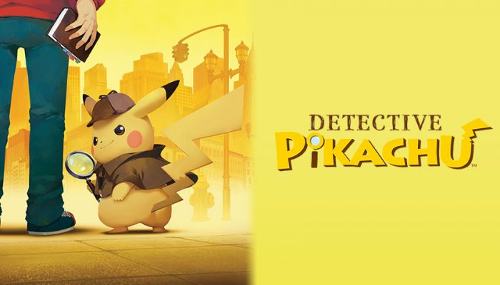 NoA: 'Detective Pikachu is on the way'