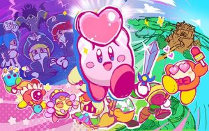 Media Create Top 50 Kirby Star Allies