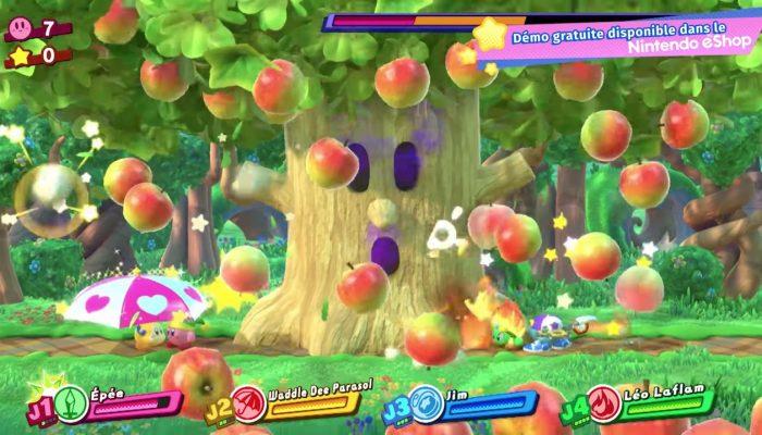 Kirby Star Allies – Bande-annonce de la démo