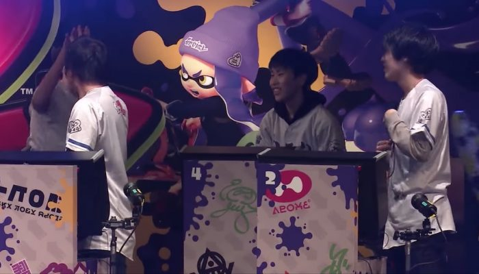 Splatoon 2 – Japanese Koshien 2018 Finals