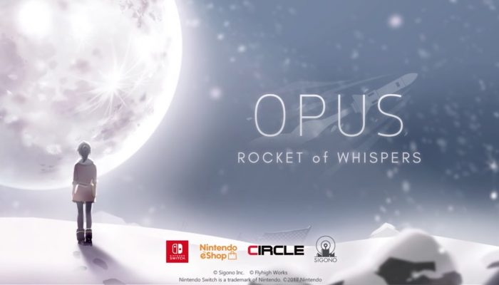 Opus: Rocket of Whispers – Teaser Trailer