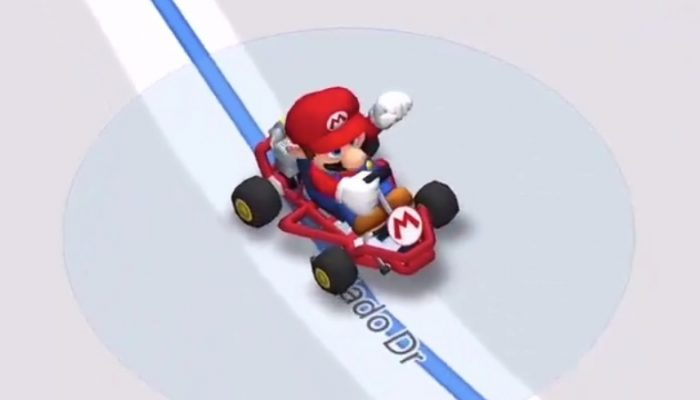 Google Maps going Mario Kart for a week