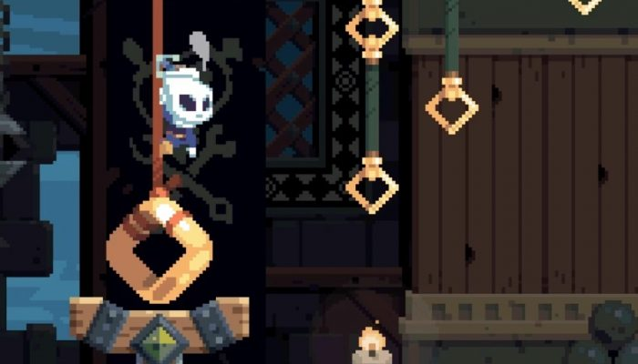 Flinthook out on Nintendo Switch