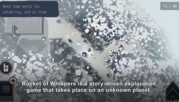 Opus: Rocket of Whispers – Game Design Showcase