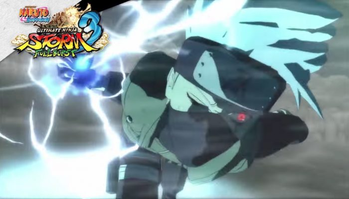 Naruto Shippuden: Ultimate Ninja Storm Trilogy – Full Announcement Trailer