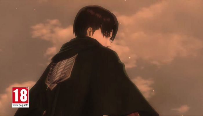 Attack on Titan 2 – Preroll Trailer